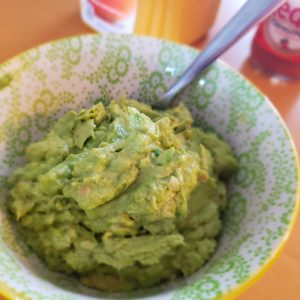 Avocado Aioli in a bowl